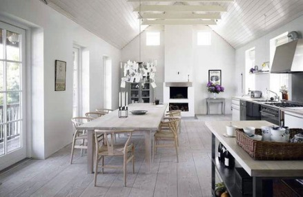 Rustic-kitchen-in-Scandinavian-style